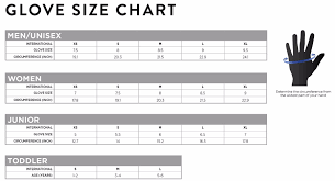 Hestra Heli Gloves Size Chart Images Gloves And