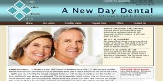 Dental Office Website Design