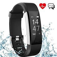 Fitness <b>Tracker</b> Aneken IP 67 Waterproof <b>Smart Bracelet</b> with Heart ...