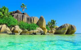 Tropical islands ...