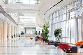lobby office. contemporary office modern office building lobby royaltyfree stock photo inside