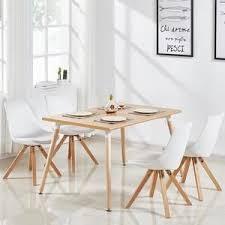 Table Scandinave Carre Achat Vente Pas Cher