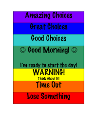 Clip Chart For Kids At Home