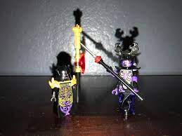 Once and for all, which is the better Overlord: Ninjago