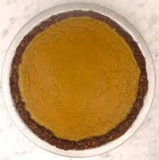 Black Bottom Squash Pie Jane s Healthy Kitchen