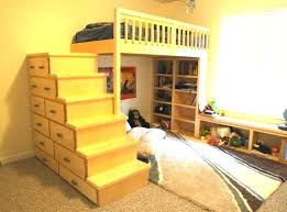 bunk bed king kids loft single with desk australia loft beds