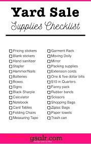 Garage Sale Pricing Garage Sale Price Tags Free Printable Best ...