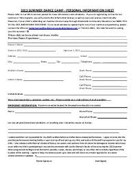 Personal Information Sheets Personal Alert Victoria Information Sheet