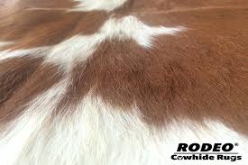 brown and white rug. Brown And White Cowhide Rug | Rugs Online Decor - Rodeo