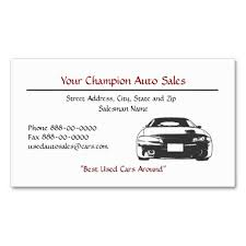 281 best Auto Sales Business Cards images on Pinterest | Business ...