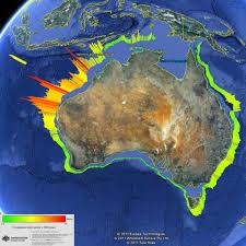 Where do tsunami occur in australia? Making Waves The Tsunami Risk In Australia Australasian Science Magazine