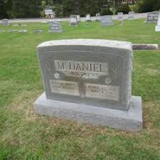 Daisy Myrtle Mays McDaniel (1915-2010) - Find A Grave Memorial