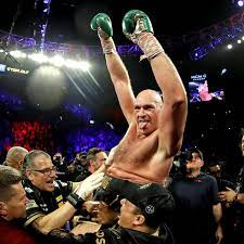Tyson Fury vs Anthony Joshua locked in ...