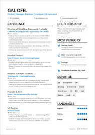 1 Page Resume Examples Resumeexamples Resume Templates And