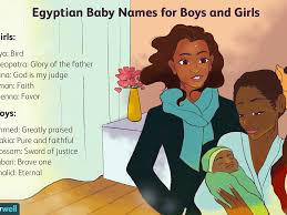 The name charlotte, for example, went from number 46 in 2010 to number four in 2020. Egyptian Baby Names For Boys And Girls