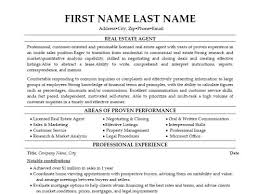 ... Real Estate Agent Resume Sample With Objective And Professional  Experiences ...