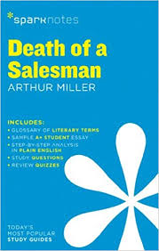 death of a sman by arthur miller sparknotes amazon co uk  death of a sman by arthur miller sparknotes amazon co uk sparknotes editors 9781411469518 books