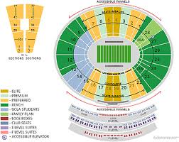 Download Hd Ucla Bruins Football Rose Bowl Seating Chart