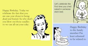 33 Brilliantly Funny Birthday Ecards With All Kinds Of Attitude
