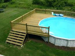 above ground round pool with deck. 24 Foot Round Pool Liner Above Ground Image Result For Ft Deck Plans Beaded Above Ground Round Pool With Deck N
