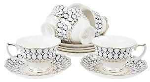 "<b>Чайный</b> сервиз <b>Best Home</b> Porcelain ""Olympia"" 12 предметов, 220 ..."
