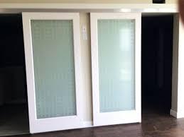 sliding barn doors interior. Frosted Glass Sliding Barn Door Interior Kits Awesome Entrancing  Hardware Inspiration Stainless Of Sliding Barn Doors Interior