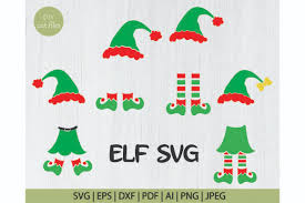 Free cliparts that you can download to you computer and use in your designs. Christmas Boy Girl Elf Svg Cut File Graphic By Diycuttingfiles Creative Fabrica