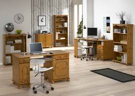 awesome pine desks for home office in contemporary room style gorgeous office space idea implemented awesome pine desks home office