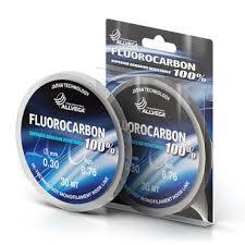 <b>Леска Allvega FX Fluorocarbon</b> 100% Clear 30м