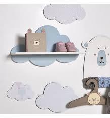 Wandplank Wolk Houtspel Duurzaam Houten Speelgoed