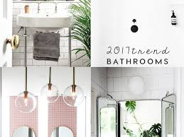 bathroom design blog. Bathroom Trends 2017, Small Trends, Italianbark Interior Design Blog