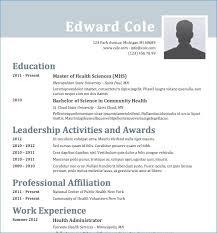 Marketing Resume Template Beautiful Latex Resume Template ...