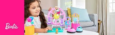 It is the first movie to have chelsea in a starring role. Barbie Ghv82 Chelsea Puppe Und Jahrmarkt Spielset Mit Zubehor Madchen Spielzeug Ab 3 Jahren Amazon De Spielzeug