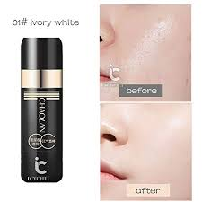 amazon best organic natural professional acid cc cream whitening face concealer makeup beauty cosmetics tool 02 beauty