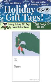 Green Hunter Holiday Gift Tags Pack Of 12