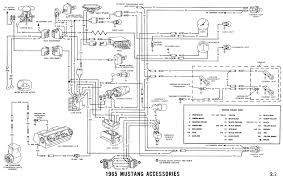 mustang wiring diagram wiring diagram schematics baudetails 1965 mustang wiring diagrams average joe restoration