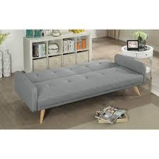 vina convertible midcentury modern futon mid century modern futon b2