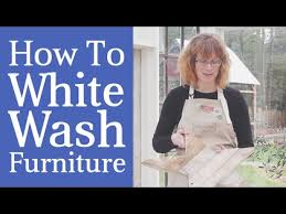 Whitewashing furniture with color Dresser How To Whitewash Furniture Step By Step Diy Tutorial Puztter How To Whitewash Furniture Step By Step Diy Tutorial Youtube