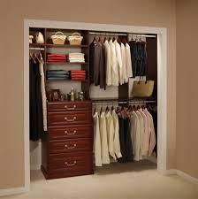 Small Bedroom Closet Organization Ideas Cool Decorating Design