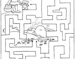 Passatempi Per Bambini I Labirinti
