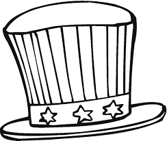 Small Picture Hat Coloring Pages To And Print For adult
