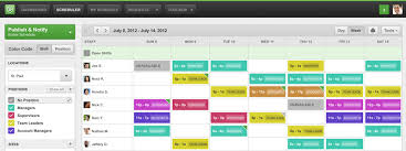How To Make Schedules For Employees How A Work Scheduler Can Make Your Next Project A Breeze