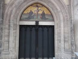 """Résultat de recherche d'images pour """"cathedrale de wittenberg photos"""""""