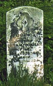 Lucinda Hickman (Unknown-1860) - Find A Grave Memorial