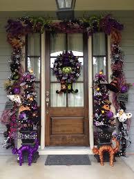 halloween front door decorationsDecorating Your Front Door for Halloween  Doors by Design