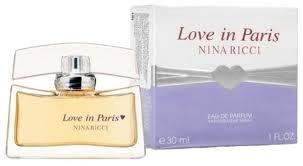 <b>Парфюмерная вода NINA RICCI</b> Love in Paris — в наличии ...