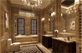 traditional bathroom lighting ideas white free standin. bathroom brown ceramic tiled floor white vanity classic decorating ideas acrylic free standing bathtub traditional lighting standin a