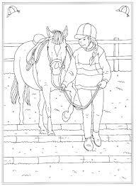 Kleurplaten Paarden Stal Brekelmansadviesgroep