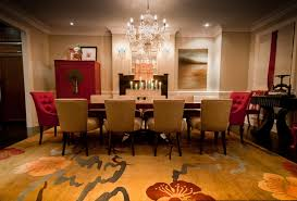 Same room - different look traditional-dining-room