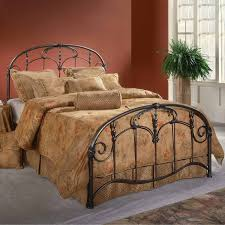 old iron beds. Contemporary Iron Jacqueline Antique Iron Bed In Old Brushed Pewter Throughout Beds Humble Abode